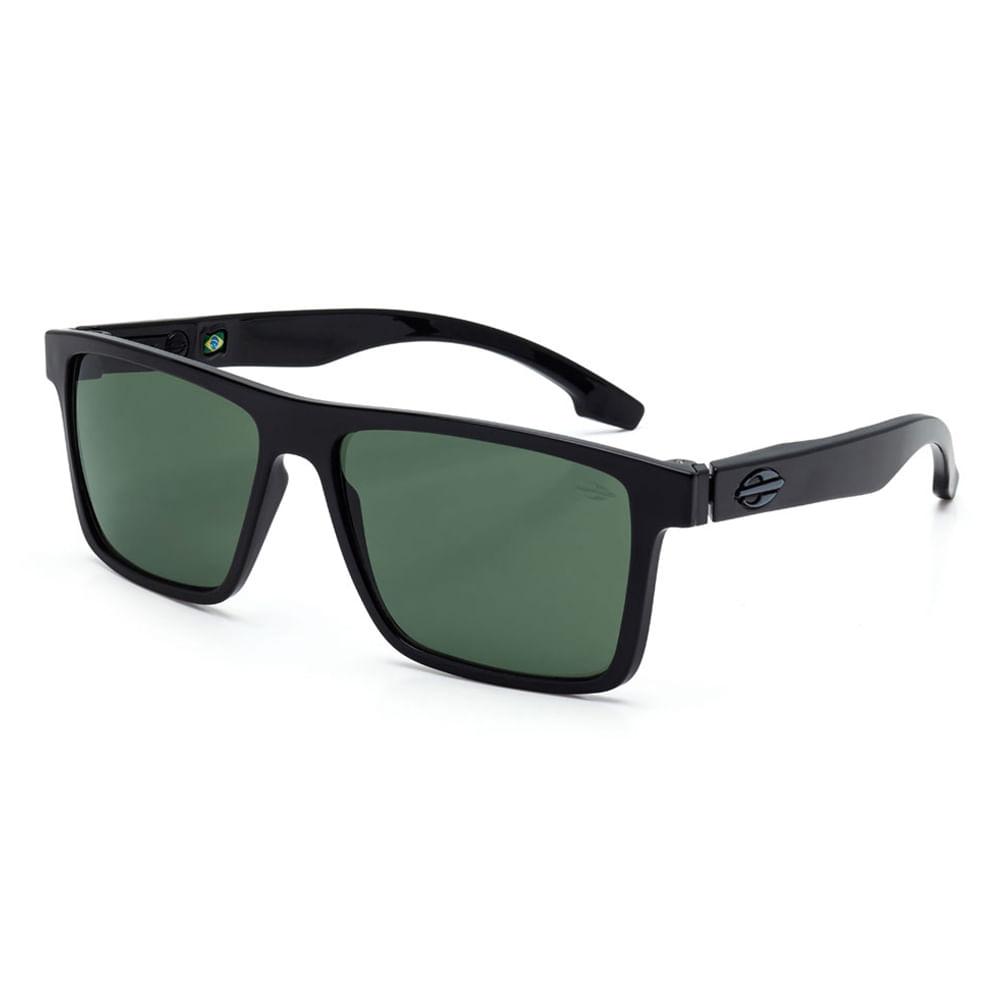 aad101a162046 Óculos Mormaii Banks Preto Brilho Lente Verde - M0050a0271 - centralsurf