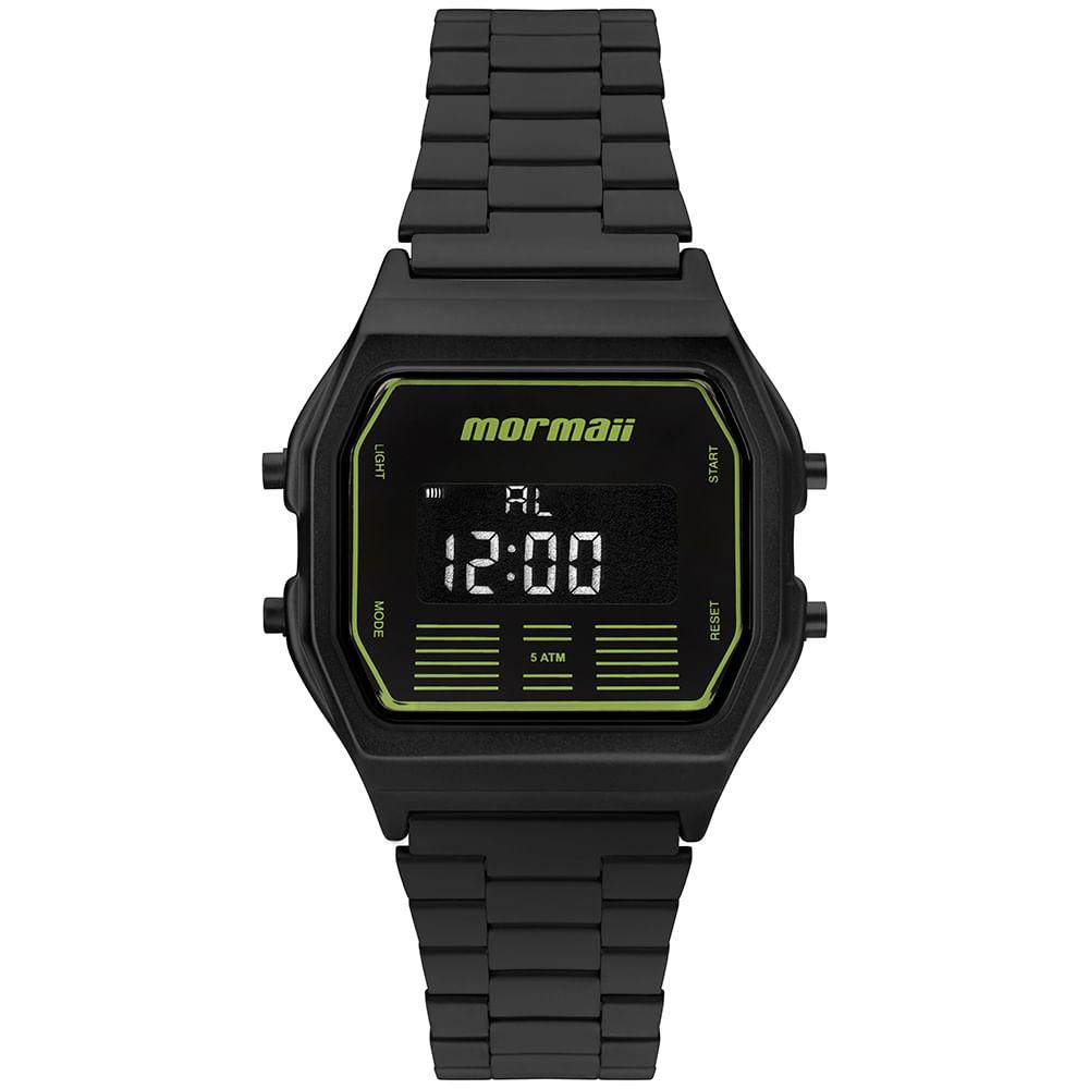 b6dacf59123 Relógio Mormaii Los Angeles Bigger - Mobj3715a4p - centralsurf