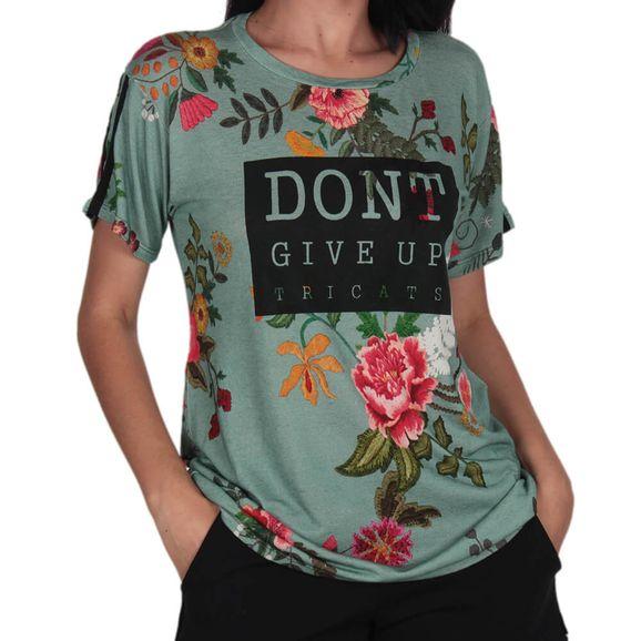 Camiseta-Tricats-College-Florir