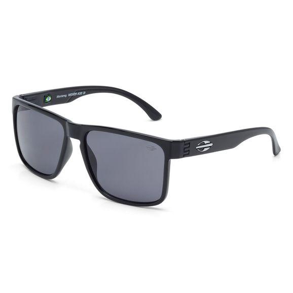 Oculos-Mormaii-Monterey-Preto-Brilho-Lente-Cinza-M0029A0201