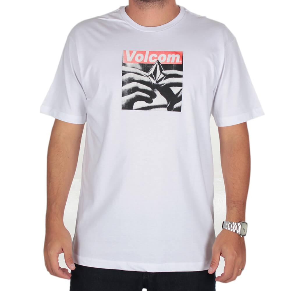 a81cae38db8d4 Camiseta Volcom Estampada Reload - centralsurf