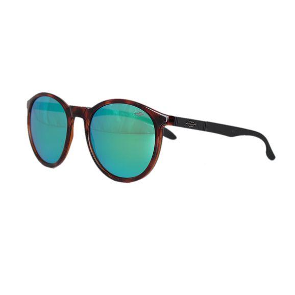 Óculos Mormaii Maui Demi Marrom Brilho - Marrom 805e8118b4