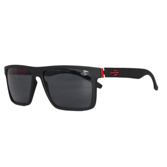 Oculos-Mormaii-Banks-Preto-Fosco-Vermelho