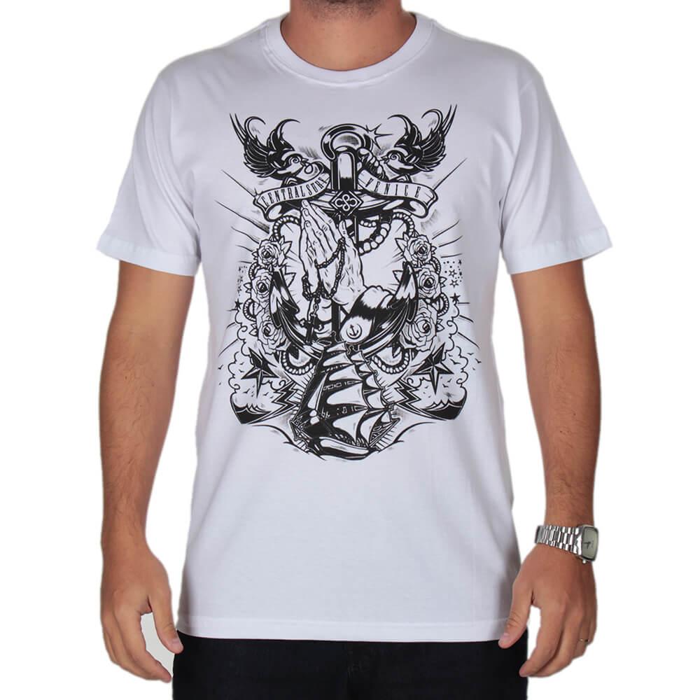 Camiseta Estampada Central Surf - centralsurf 412e8192a2