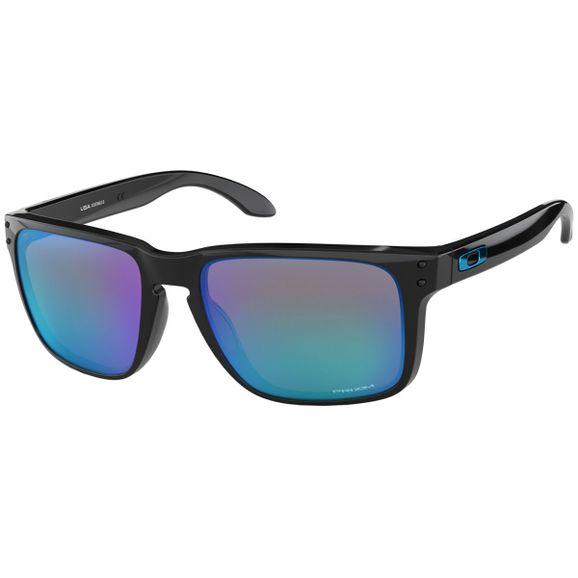 Óculos Oakley Holbrook Xl Prizm Saphire W - OO9417-03 - Preto 340bd2bd84