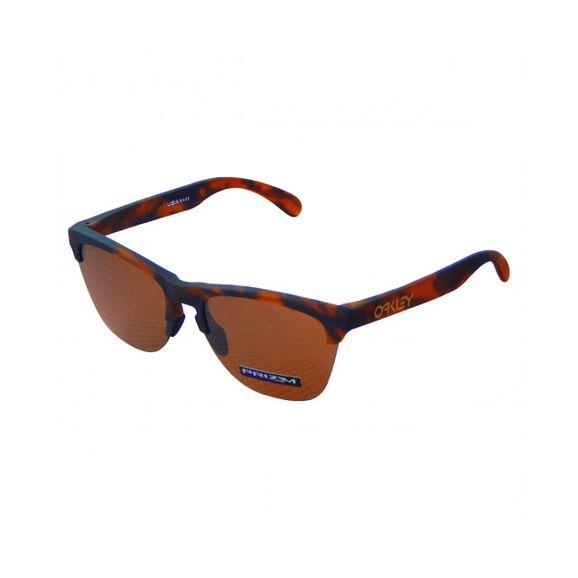 Oculos-Oakley-Frogskins-Lite-Mat-Brw-Tort-W-prizm-OO9374-11