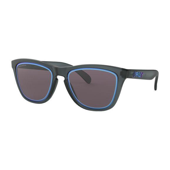 Oculos-Oakley-Frogskins-Mttcrystblk-W--Prizmgryalti-OO9013-E3