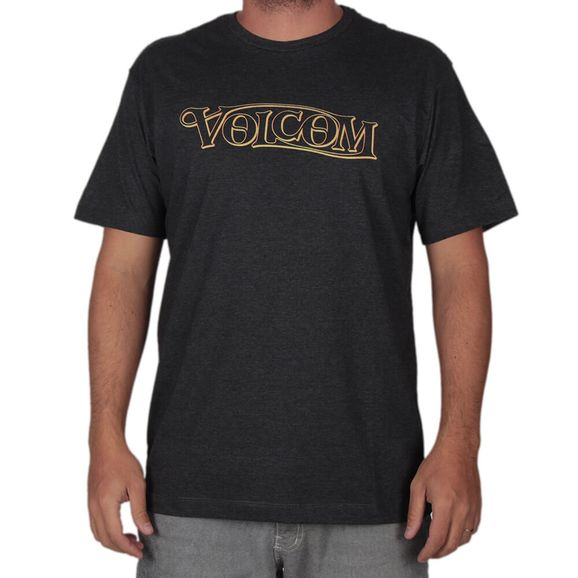 Camiseta-Estampada-Volcom-Straight-Up