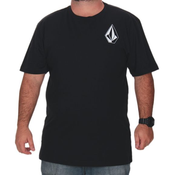 Camiseta-Volcom-Deadly-Stone-Tamanho-Especial