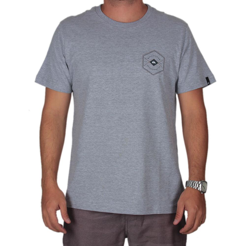 Camiseta Estampada Quiksilver - centralsurf e86e08b09cc
