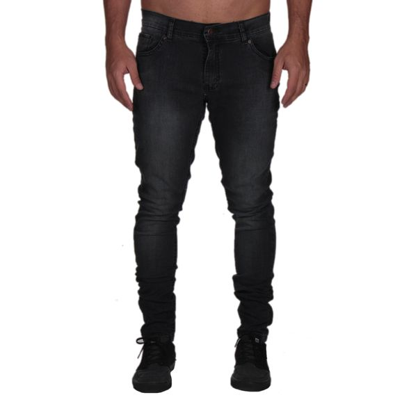 Calca Jeans Oneill - Preta efeaa3f0b70