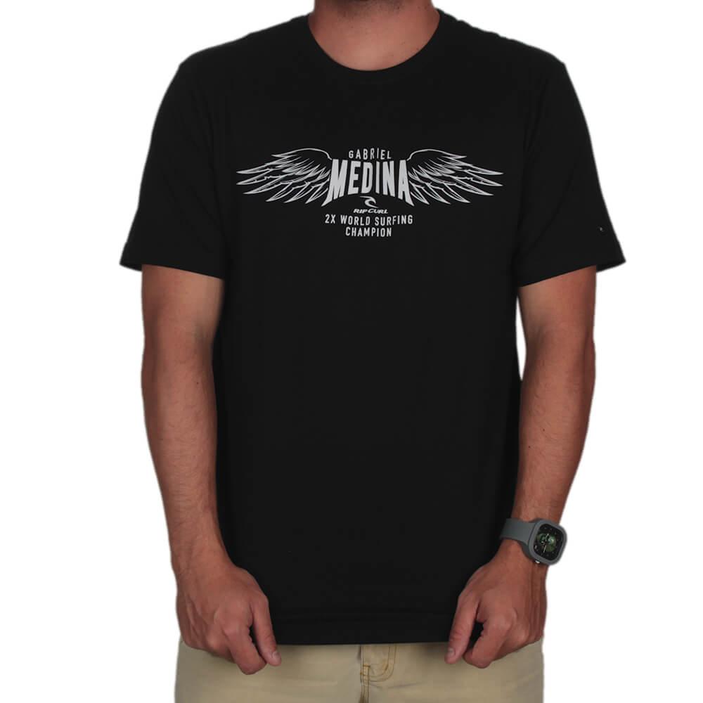 Camiseta Rip Curl Medina Wt - centralsurf 6255aa5acc