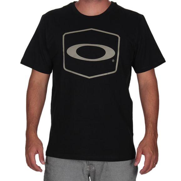 Camiseta-Oakley-Hexagonal-Tee