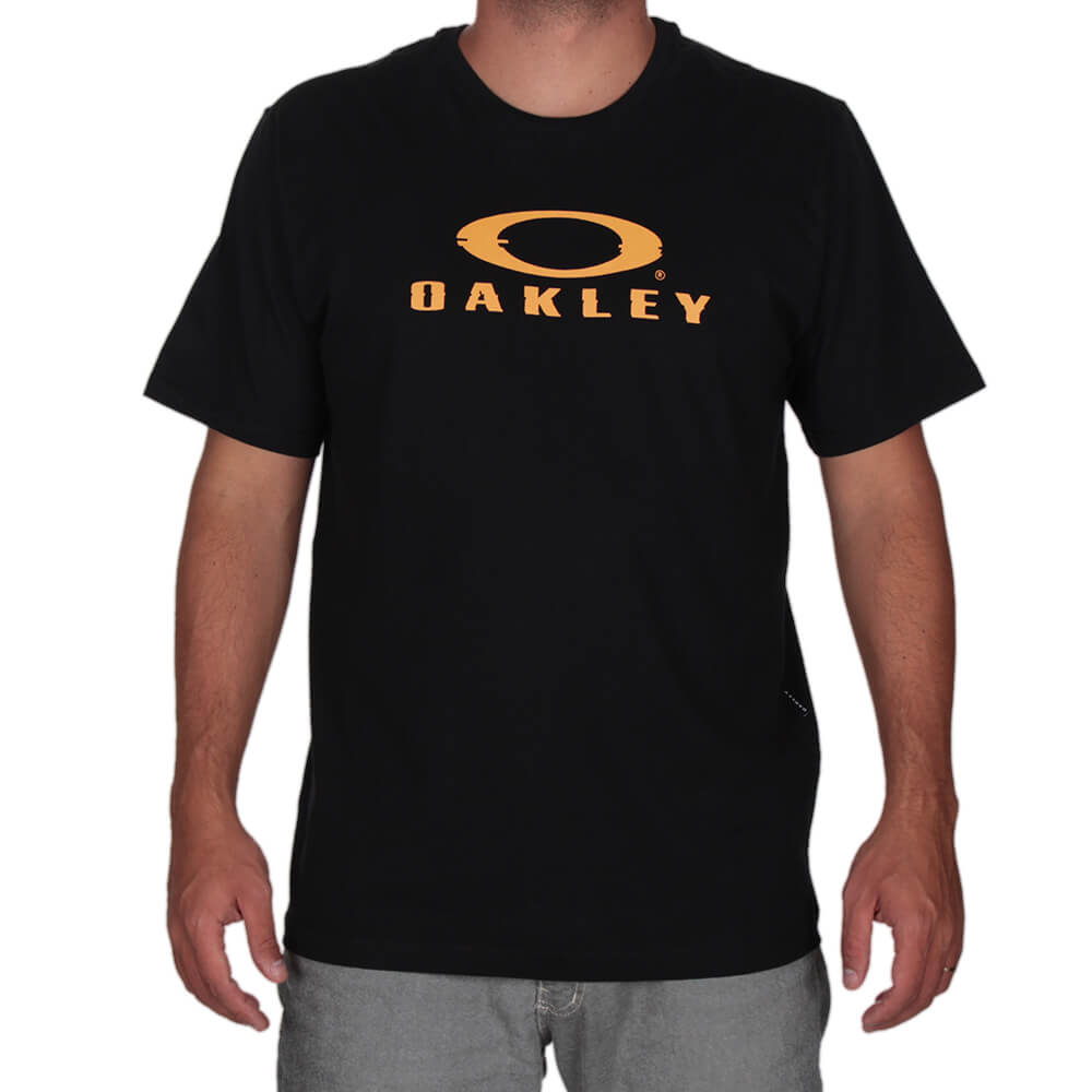 Camiseta Oakley Glitch Branded Tee - centralsurf 30df6afea0f