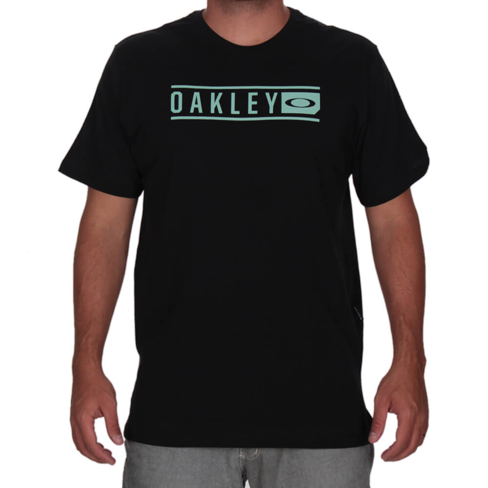 2aca01fe3bd63 Camiseta Oakley Scout Lettering Tee - centralsurf