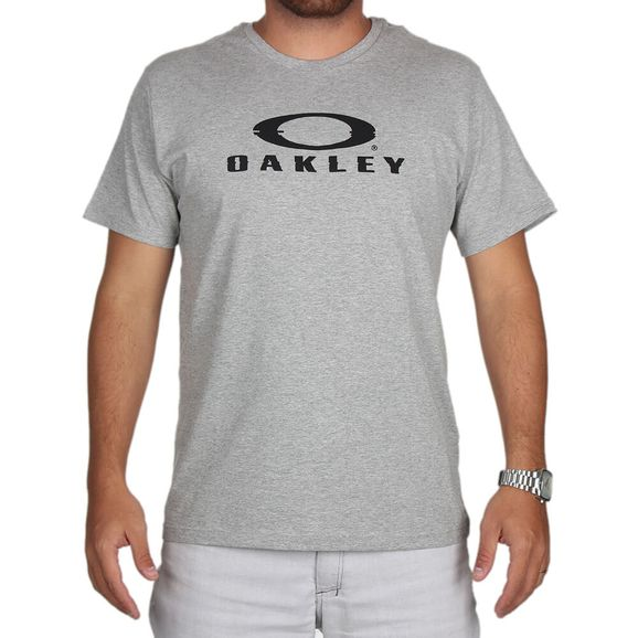 cd86c03b829 Camiseta Oakley Glitch Branded Tee - centralsurf
