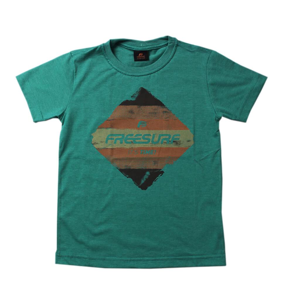 897f261803d0a Camiseta Estampada Freesurf Juvenil - centralsurf