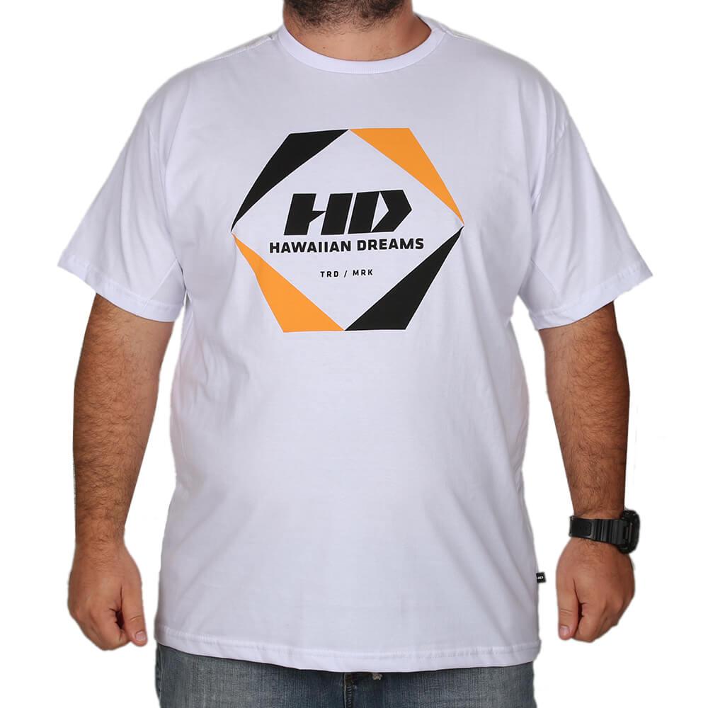 f9c473b42402e Camiseta Hd Tamanho Especial Geometric - centralsurf