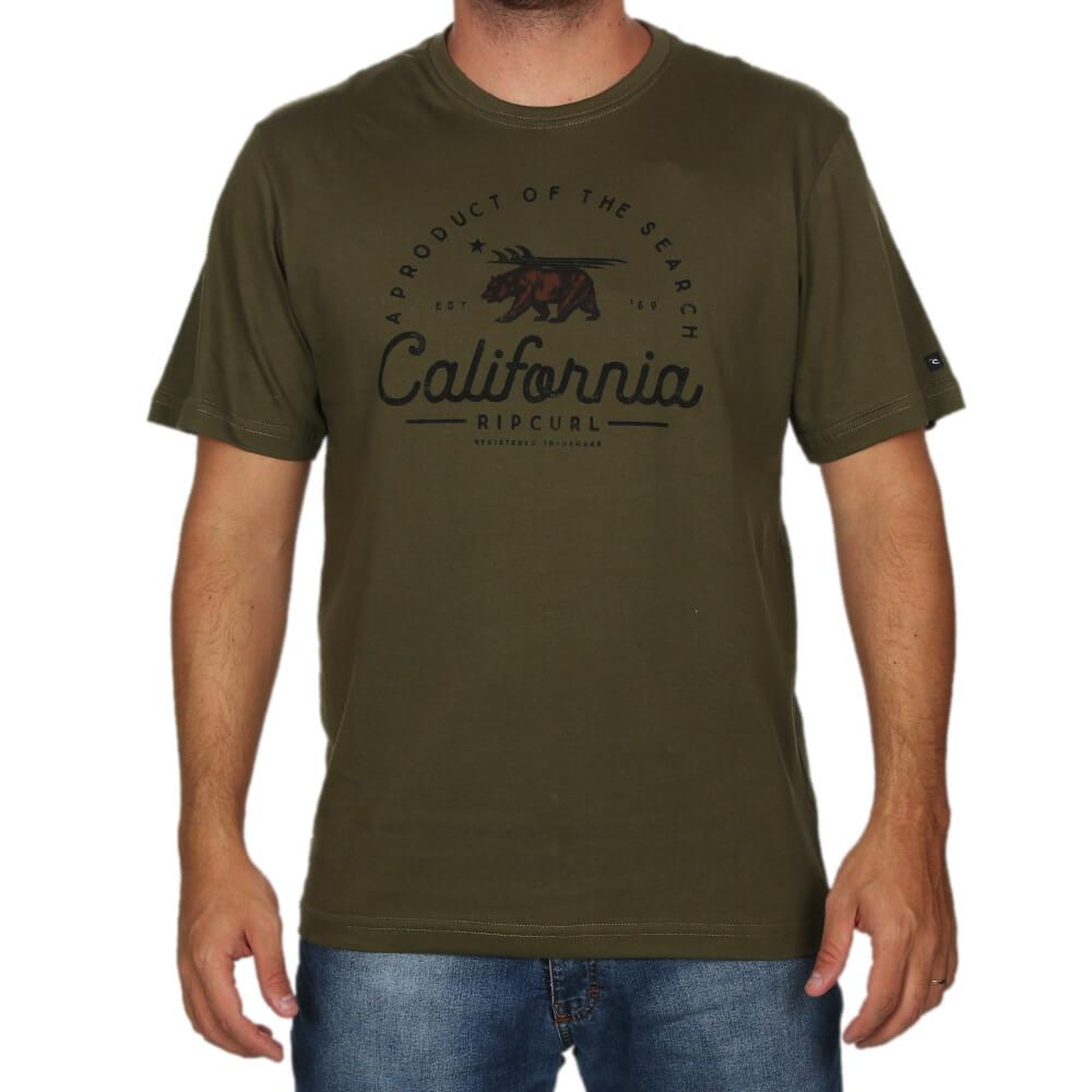 bb6a739635506 Camiseta Estampada Rip Curl Cali Style - centralsurf