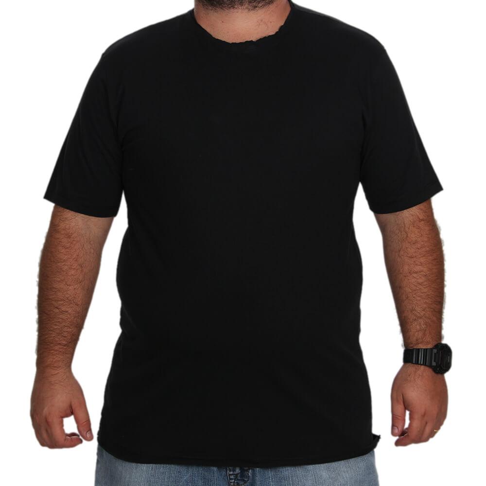 89ee6ebb47cd4 Camiseta Estampada Central Surf Tamanho Especial - centralsurf