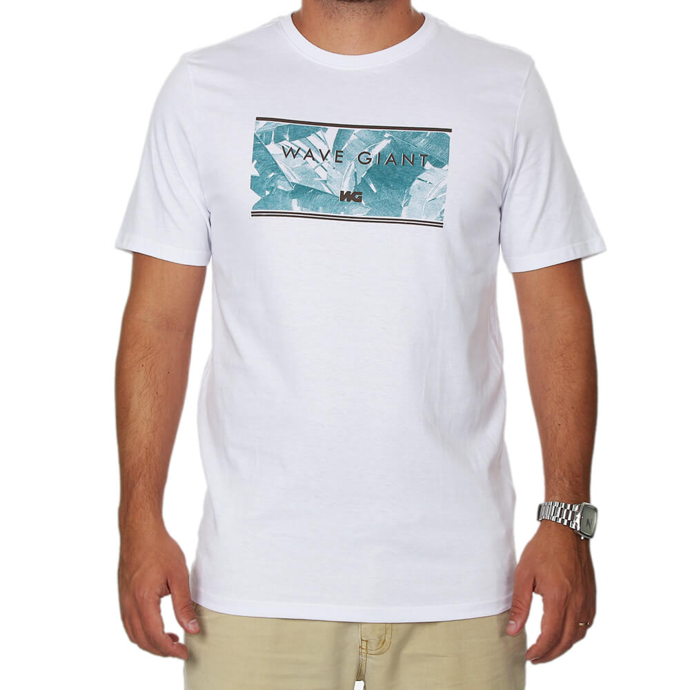 6a89b302d Camiseta Wg Estampada - centralsurf
