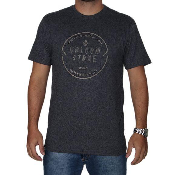 Camiseta-Volcom-Estampada-Chop-Around