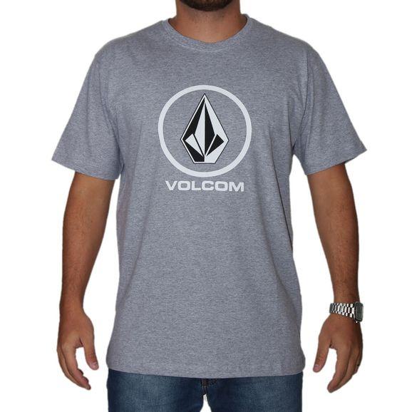 Camiseta-Volcom-Estampada-Crisp-Stone