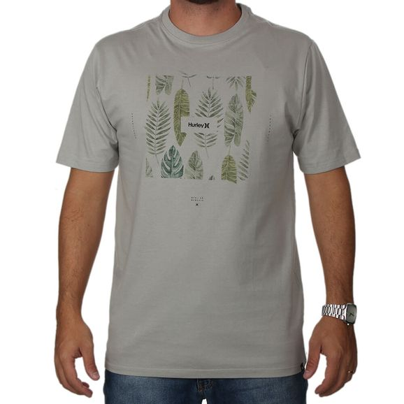 Camiseta-Hurley-Estampada-Cast-Away