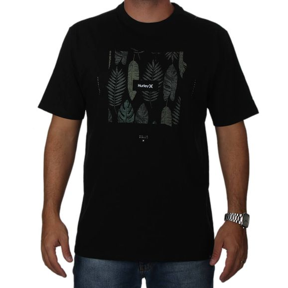 Camiseta-Hurley-Estampada-Cast-Away