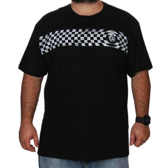 Camiseta-Volcom-Check-Two-Tamanho-Especial