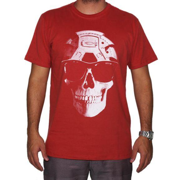 Camiseta-Oakley-Inc-Skull-Tee