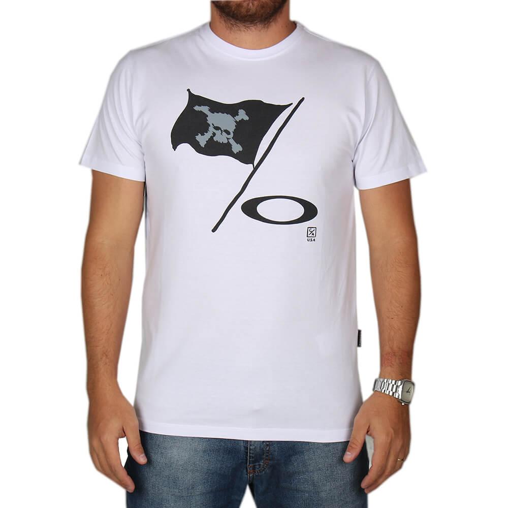 0663426996 Camiseta Oakley Tank Flag Tee - centralsurf