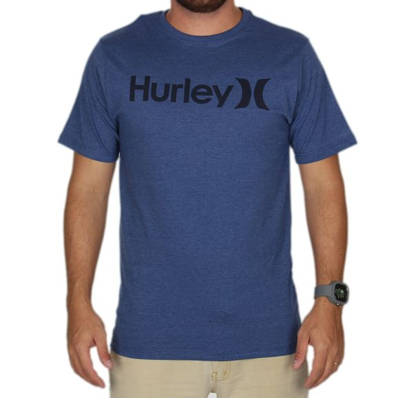 Camiseta-Hurley-Estampada-O-o-Solid