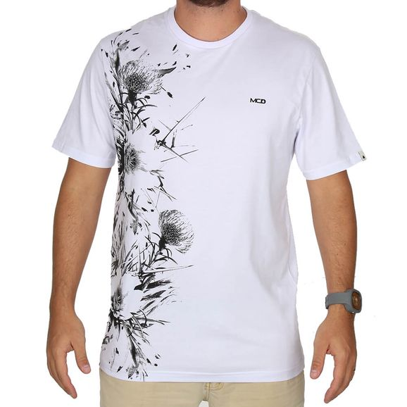 Camiseta-Mcd-Flower-Solarized