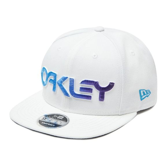 Bone-Oakley-Panel-Gradient-Hat