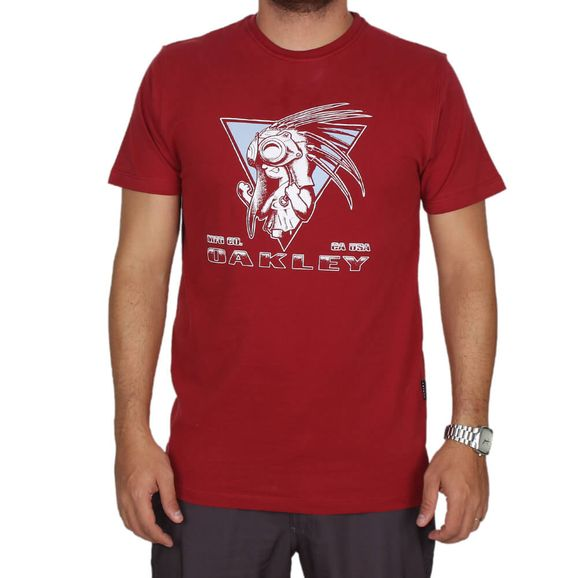 Camiseta-Oakley-Iconic-Tee