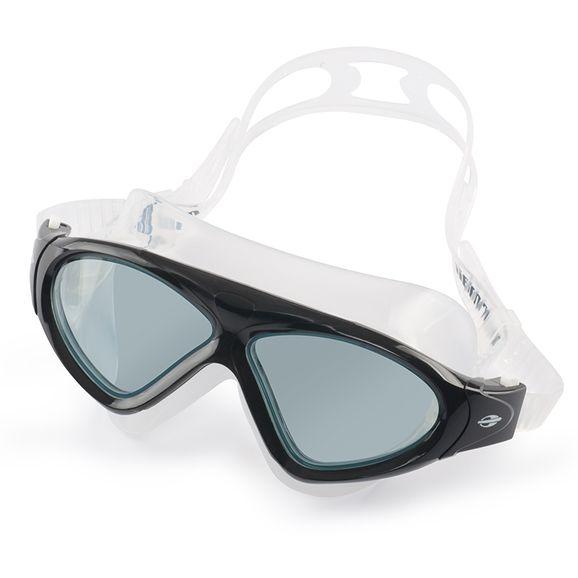 a4b1ec0d3 Óculos De Natação Mormaii Orbit - Transparente preto fumê