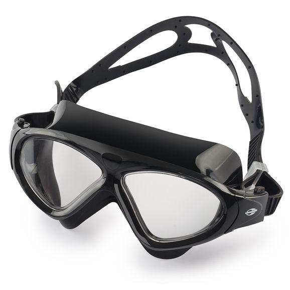 e464bb47e Óculos De Natação Mormaii Orbit - Ptreto lente Transparente