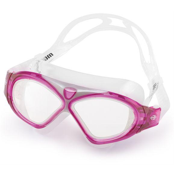 efdaadcfc Óculos De Natação Mormaii Orbit - Transparente rosa lente Transparente