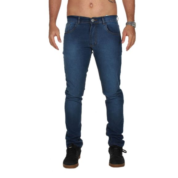 1153f430d Calça Jeans Central Surf - Azul