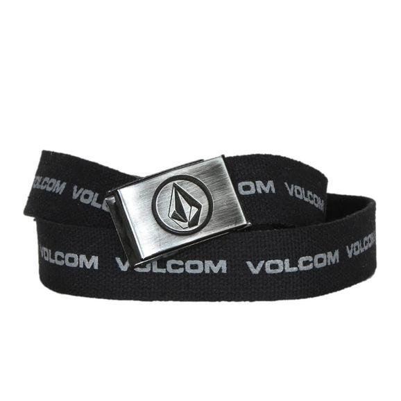 Cinto-de-Lona-Volcom-Circle-Logo