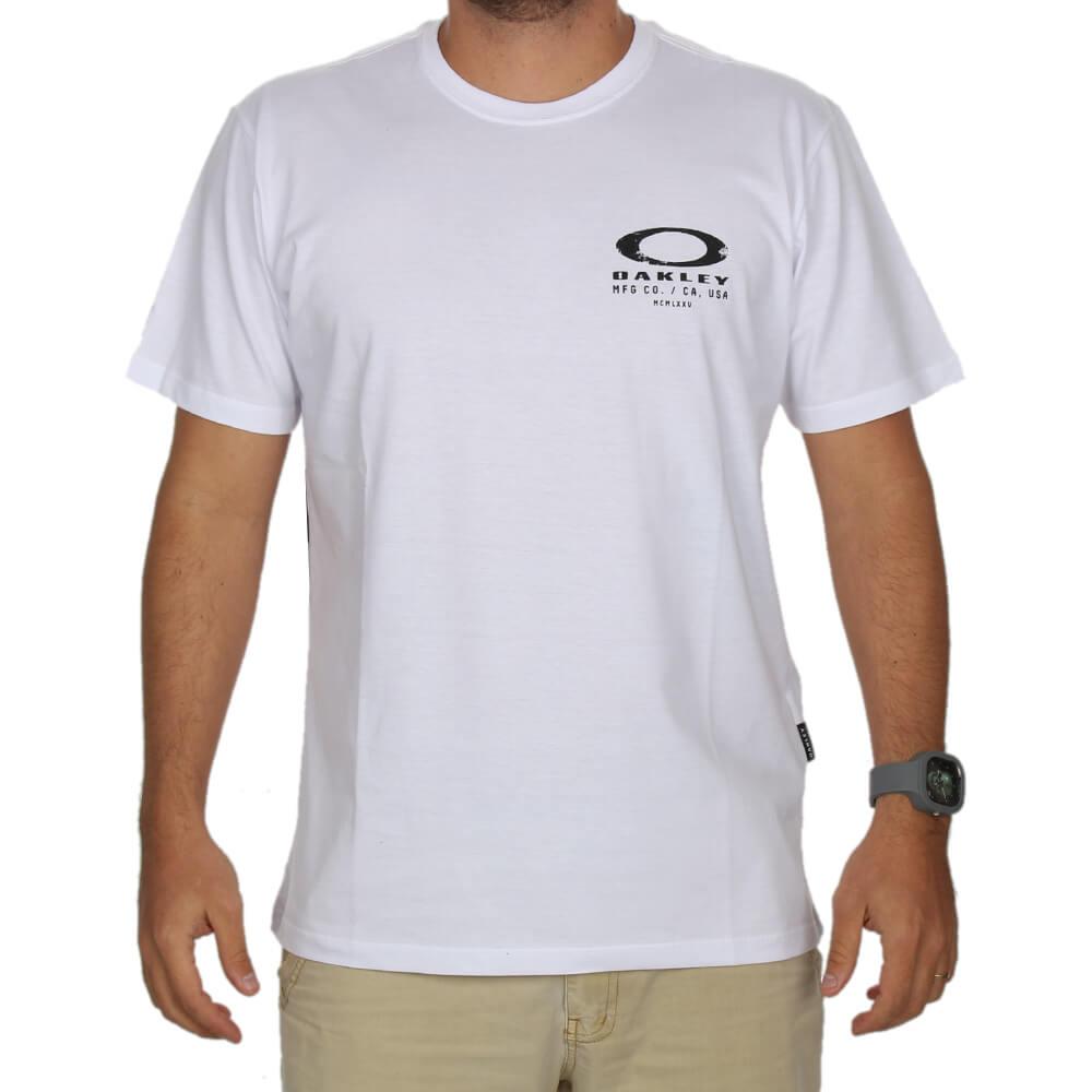 b80a13e33 Camiseta Oakley Ellipse Skull Stacked - centralsurf