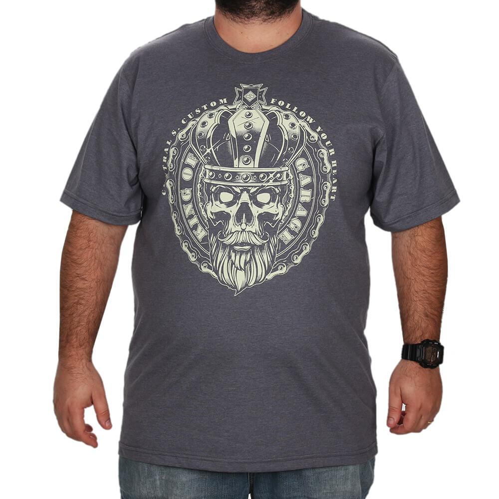 95ca6805a Camiseta Central Surf Tamanho Especial - centralsurf