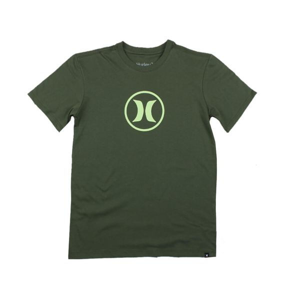 Camiseta-Hurley-Juvenil-Circle-Icon