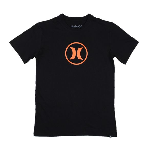 Camiseta-Hurley-Juvenil-Circle-Icon