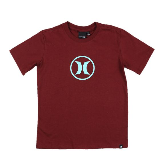 Camiseta-Hurley-Circle-Icon-Infantil
