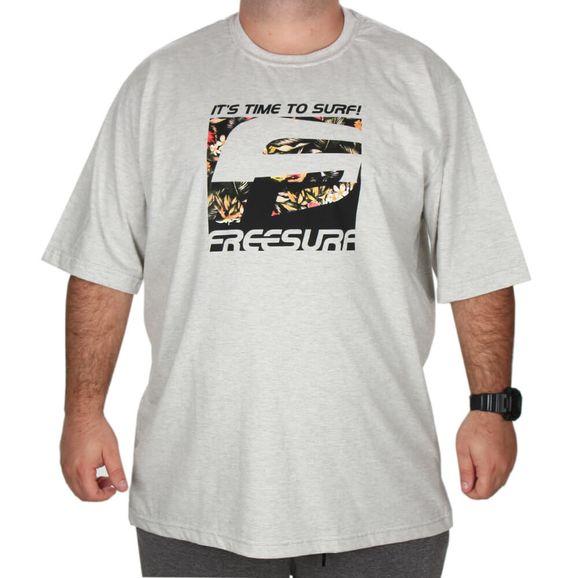 Camiseta-Freesurf-Flower-Tamanho-Especial