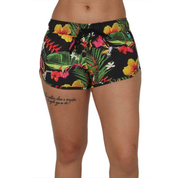 Shorts-Hurley-Floral