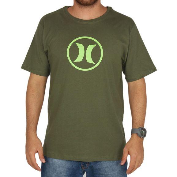 Camiseta-Hurley-Circle-Icon-