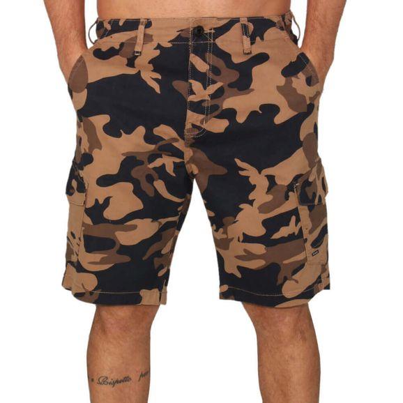 Bermuda-Casual-Hurley-Army